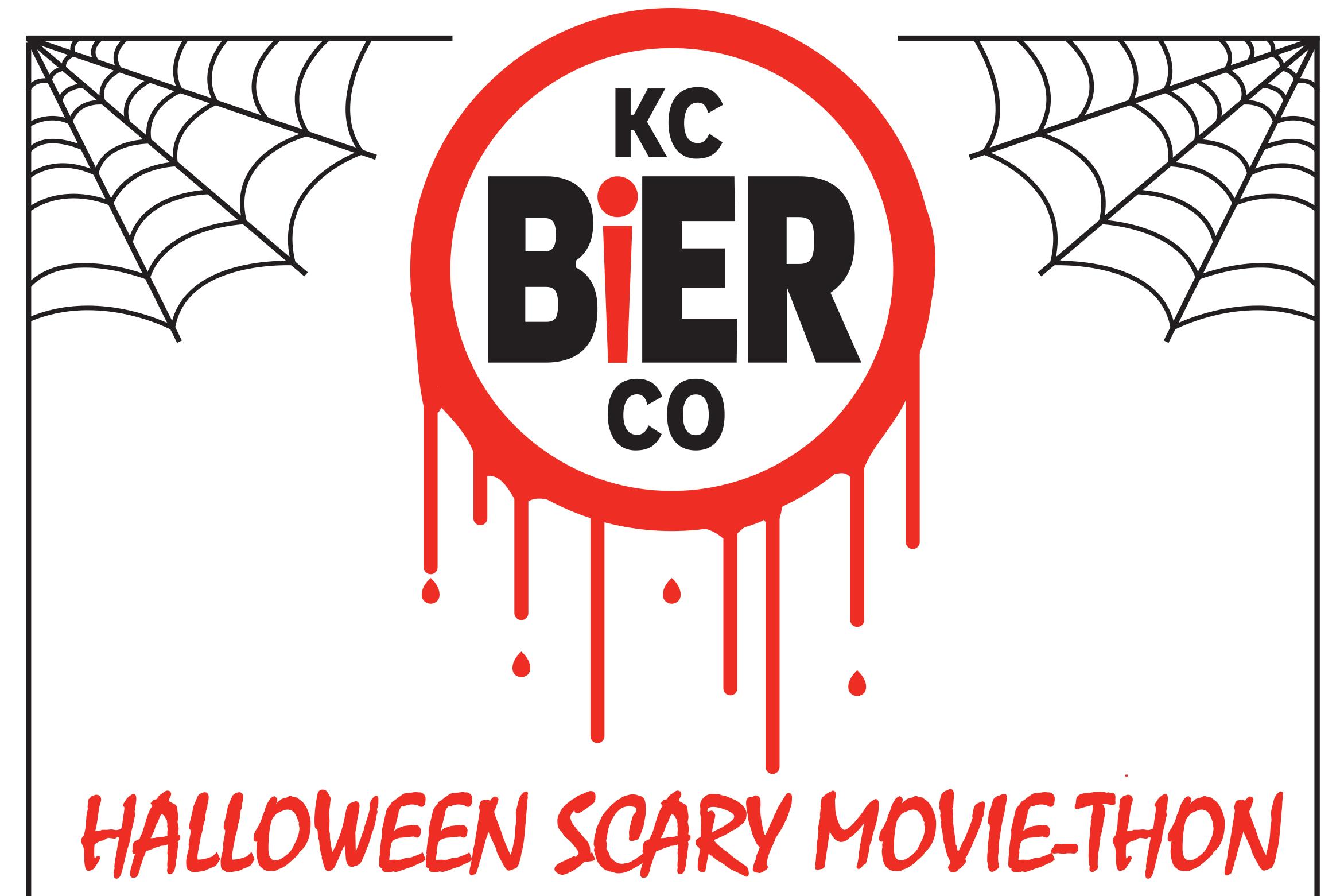 Halloween Bier.Halloween Scary Movie Thon Kc Bier Co German Style Beer